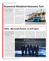 Maritime Reporter Magazine, page 50,  May 2018