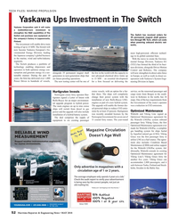 Maritime Reporter Magazine, page 52,  May 2018
