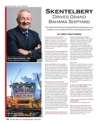Maritime Reporter Magazine, page 54,  May 2018