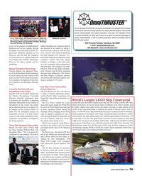 Maritime Reporter Magazine, page 59,  May 2018