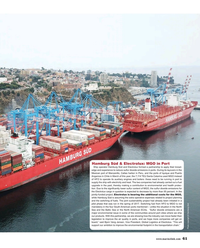 Maritime Reporter Magazine, page 61,  May 2018