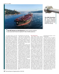 Maritime Reporter Magazine, page 62,  May 2018