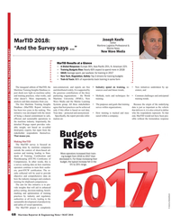 Maritime Reporter Magazine, page 68,  May 2018
