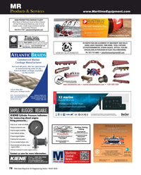 Maritime Reporter Magazine, page 78,  May 2018