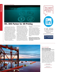 Maritime Reporter Magazine, page 8,  Jun 2018