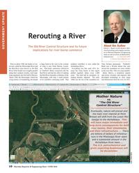 Maritime Reporter Magazine, page 10,  Jun 2018