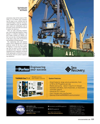 Maritime Reporter Magazine, page 13,  Jun 2018