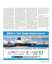 Maritime Reporter Magazine, page 15,  Jun 2018
