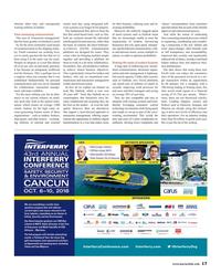 Maritime Reporter Magazine, page 17,  Jun 2018