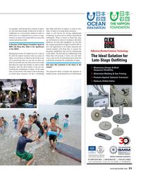 Maritime Reporter Magazine, page 21,  Jun 2018