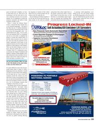 Maritime Reporter Magazine, page 23,  Jun 2018