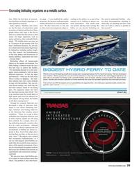 Maritime Reporter Magazine, page 25,  Jun 2018