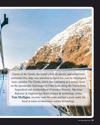 Maritime Reporter Magazine, page 33,  Jun 2018