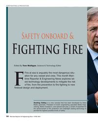 Maritime Reporter Magazine, page 50,  Jun 2018