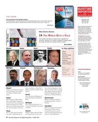 Maritime Reporter Magazine, page 4,  Jun 2018