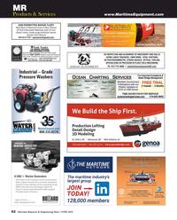 Maritime Reporter Magazine, page 62,  Jun 2018