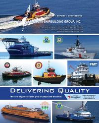 Maritime Reporter Magazine, page 9,  Jul 2018