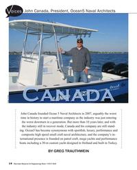 Maritime Reporter Magazine, page 14,  Jul 2018