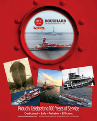 Maritime Reporter Magazine, page 2nd Cover,  Jul 2018