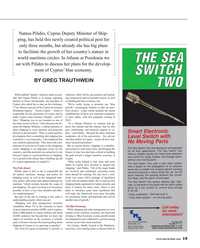 Maritime Reporter Magazine, page 19,  Jul 2018