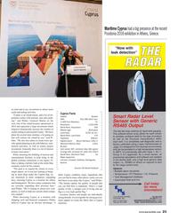 Maritime Reporter Magazine, page 21,  Jul 2018