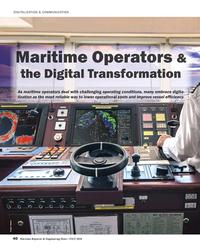 Maritime Reporter Magazine, page 40,  Jul 2018