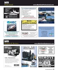 Maritime Reporter Magazine, page 61,  Jul 2018