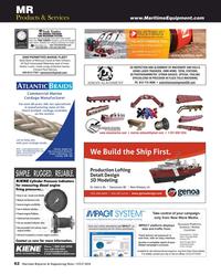 Maritime Reporter Magazine, page 62,  Jul 2018