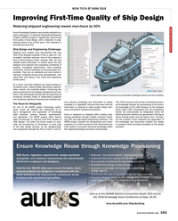Maritime Reporter Magazine, page 103,  Aug 2018