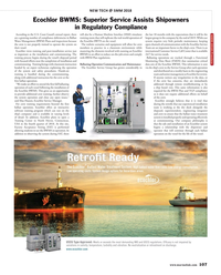 Maritime Reporter Magazine, page 107,  Aug 2018