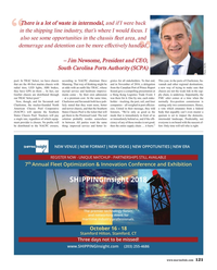 Maritime Reporter Magazine, page 121,  Aug 2018
