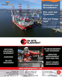 Maritime Reporter Magazine, page 15,  Aug 2018
