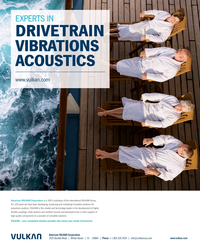 Maritime Reporter Magazine, page 2nd Cover,  Aug 2018