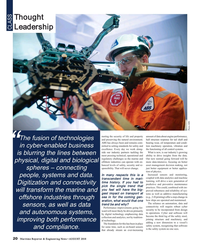 Maritime Reporter Magazine, page 20,  Aug 2018