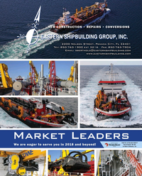 Maritime Reporter Magazine, page 21,  Aug 2018
