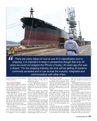 Maritime Reporter Magazine, page 29,  Aug 2018