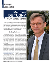 Maritime Reporter Magazine, page 30,  Aug 2018