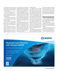 Maritime Reporter Magazine, page 37,  Aug 2018