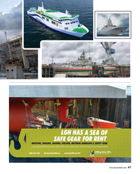 Maritime Reporter Magazine, page 47,  Aug 2018