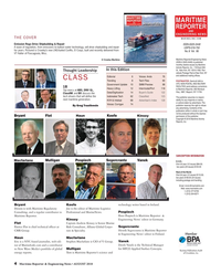 Maritime Reporter Magazine, page 4,  Aug 2018