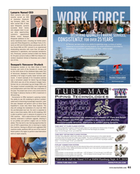 Maritime Reporter Magazine, page 61,  Aug 2018