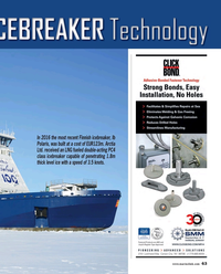 Maritime Reporter Magazine, page 63,  Aug 2018