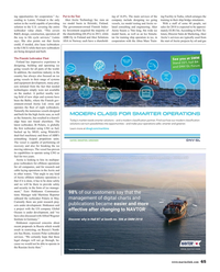 Maritime Reporter Magazine, page 65,  Aug 2018