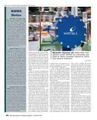 Maritime Reporter Magazine, page 86,  Aug 2018