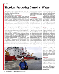 Maritime Reporter Magazine, page 90,  Aug 2018