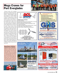 Maritime Reporter Magazine, page 95,  Aug 2018