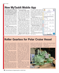 Maritime Reporter Magazine, page 96,  Aug 2018