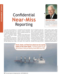 Maritime Reporter Magazine, page 10,  Sep 2018