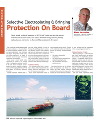Maritime Reporter Magazine, page 16,  Sep 2018
