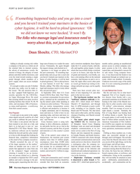 Maritime Reporter Magazine, page 34,  Sep 2018